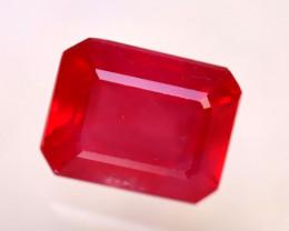 Ruby 3.96Ct Madagascar Blood Red Ruby E0208/A20