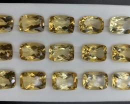 93.46 ct Citrine Gemstones Parcel