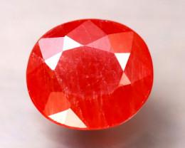 Sapphire 4.65Ct Natural Reddish Orange Sapphire DR439/B38