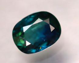 Sapphire 1.07Ct Natural  Peacock Sapphire DR441/B25