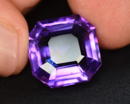 Amethyst 11.10 Ct Beautiful Color Natural Amethyst,Faceted Amethyst Unique
