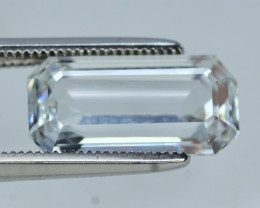 4.10Carat Natural Aquamarine Gemstone