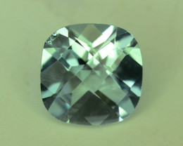 Fancy Cut Amazing Color 2.20 ct Blue Topaz