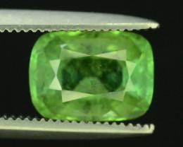 1.85 ct Amazing Green Tourmaline Perfect For Jewllery ~T
