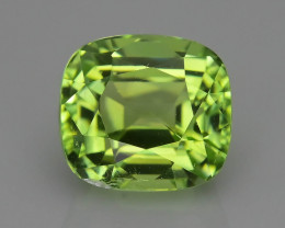 Afghanistan Tourmaline Mint Green 2.25 ct Jabba Mine Sku-40