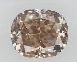 0.18 ct , Oval Brilliant Diamond , Natural Colored Diamonds