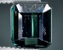 1.49 Crt  Tourmaline Faceted Gemstone (Rk-8)