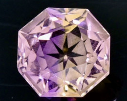 3.07 Crt  Ametrine Faceted Gemstone (Rk-8)