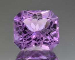 Natural  Amethyst 12.95 Cts Perfectly Cut Gemstone