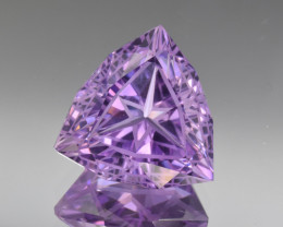 Natural  Amethyst 17.78 Cts Perfectly Cut Gemstone