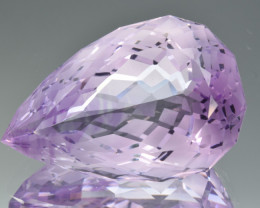 Natural  Amethyst 39.45 Cts Perfectly Cut Gemstone
