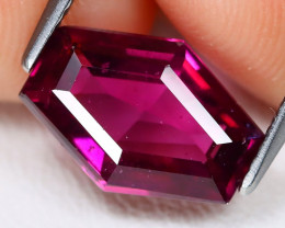 Umbalite Garnet 2.93Ct VS Fancy Cut Natural Purple Umbalite Garnet A0304