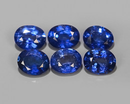 2.65 CTS EXCELLENT NATURAL ULTRA RARE MADAGASCAR  BLUE SAPPHIRE OVAL~$290