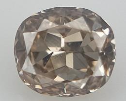 0.05 CT , Brown Natural Diamond ,Diamond For Jewelry