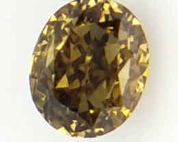 0.10 ct , Oval Natural Diamond , Diamond For Jewelry