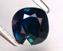 Sapphire 1.00Ct Natural Peacock Sapphire ER328/B25