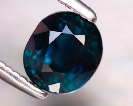 Sapphire 1.04Ct Natural Peacock Sapphire ER330/B25