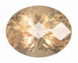 1.97 Cts Amazing Rare Natural Pink Color Morganite Gemstone