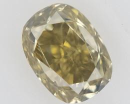 0.12 CT , Loose Colored, Loose Oval Diamond