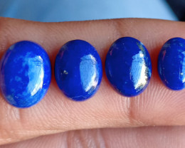 Lapis Lazuli Parcel Natural+Untreated Gemstone VA679