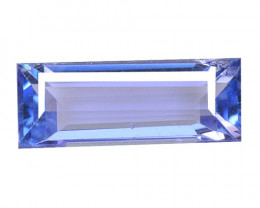 0.98 Cts Amazing rare AA Violet Blue Color Natural Tanzanite Gemstone