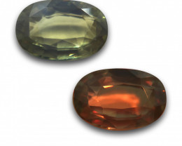 Natural Unheated Chrysoberyl Alexandrite Loose Gemstone New 