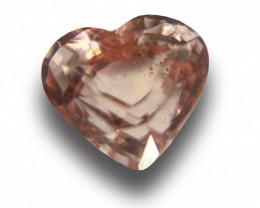 UNHEATED Padparadscha Loose Gemstone