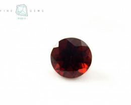3.15 carats Natural Garnet Round cut