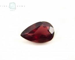 3.22  carats Natural  Pear cut