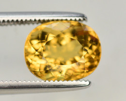2.60 Ct Natural Heliodor ~ AAA Grade ~ Yellow Color
