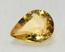 3.25 Ct Natural Heliodor ~ AAA Grade ~ Yellow Color