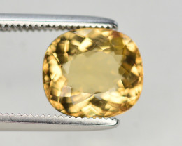 2.25 Ct Natural Heliodor ~ AAA Grade ~ Yellow Color