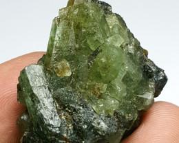 Amazing Natural color Lovely Emerald cluster specimen 115Cts-Afghan