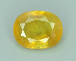 Top Clarity & Color 1.85 ct Rarest Yellow Sapphire~Sri Lanka