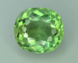 Great Luster 6.45 ct Green Apatite ~ T