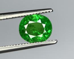 1.53 Carats vivid Green Natural Tsavorite Gemstone