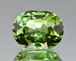 Afghanistan Natural Green Mint Tourmaline 12.73 Cts
