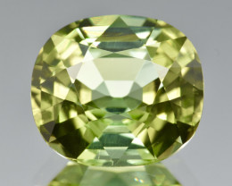 Afghanistan Natural Green Tourmaline 8.90 cts