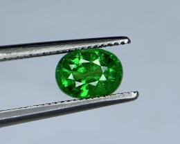 1.14 Carats vivid Green Natural Tsavorite Gemstone