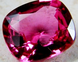 CERTIFIED GEM PINK CUT SPINEL 0.56CTS MYT67