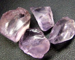 PINK AMETHYST [ROSE DE FRANCE] ROUGH 29.40 CTS  [F1124 ]