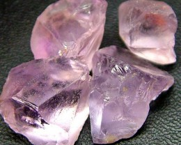 PINK AMETHYST [ROSE DE FRANCE] ROUGH 29.55 CTS  [F1142]