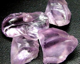 PINK AMETHYST [ROSE DE FRANCE] ROUGH 29.55 CTS  [F1143 ]