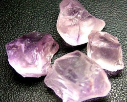 PINK AMETHYST [ROSE DE FRANCE] ROUGH 25.65 CTS  [F1152]
