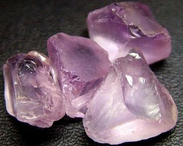 PINK AMETHYST [ROSE DE FRANCE] ROUGH 30.15 CTS  [F1156]