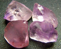 PINK AMETHYST [ROSE DE FRANCE] ROUGH 26.60 CTS  [F1158 ]