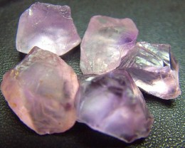 PINK AMETHYST [ROSE DE FRANCE] ROUGH 41.40 CTS  [F1161 ]