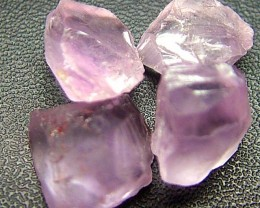 PINK AMETHYST [ROSE DE FRANCE] ROUGH 26.35 CTS  [F1167 ]