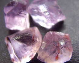 PINK AMETHYST [ROSE DE FRANCE] ROUGH 29.40 CTS  [F1174]