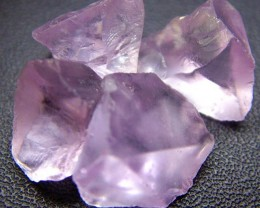 PINK AMETHYST [ROSE DE FRANCE] ROUGH 33.80 CTS  [F1176 ]